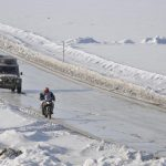 How to survive winter on the Road of Bones