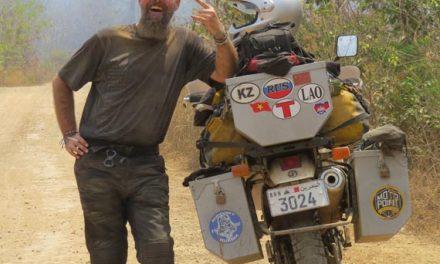Johan Senekal – Ramble on RTW – MTM14