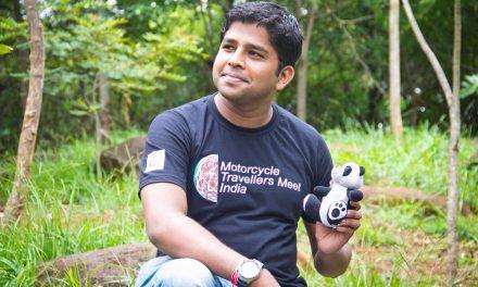 Prajwal – Bike Swap and other adventures at MTM 13