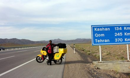 Bhardwaj Dayala – Alone around the world – MTM13